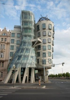 Dansende huis - Huis in de moderne ...