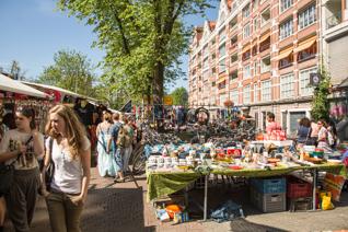 345 Amsterdam Waterloopleinmarkt Amsterdam