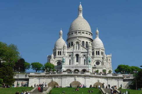 how to go to sacre coeur