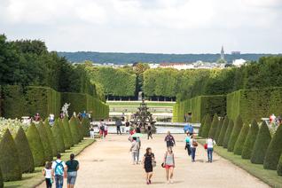 Tuinen Van Marseille.Franse Tuin Van Versailles