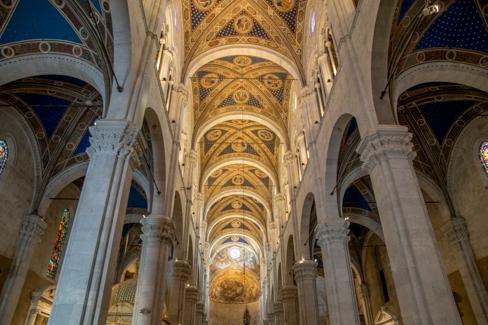 Kathedraal Van Lucca.Duomo Di San Martino