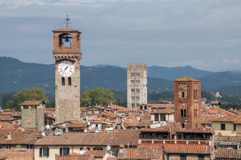 Kathedraal Van Lucca.Lucca Informatie