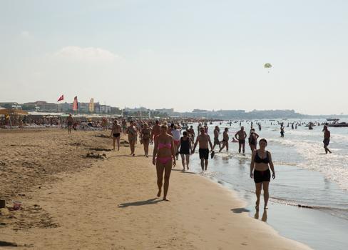 stranden i side